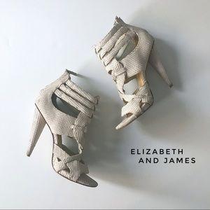 Elizabeth and James